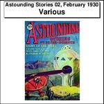 Astounding Stories 02, February 1930 Thumbnail Image