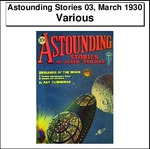 Astounding Stories 03, March 1930 Thumbnail Image