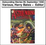 Astounding Stories 09, September 1930 Thumbnail Image