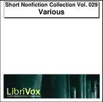 Short Nonfiction Collection Vol. 029 Thumbnail Image