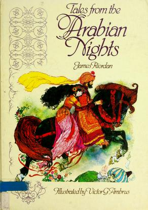 Cover of: Tales from the Arabian nights | Riordan, James